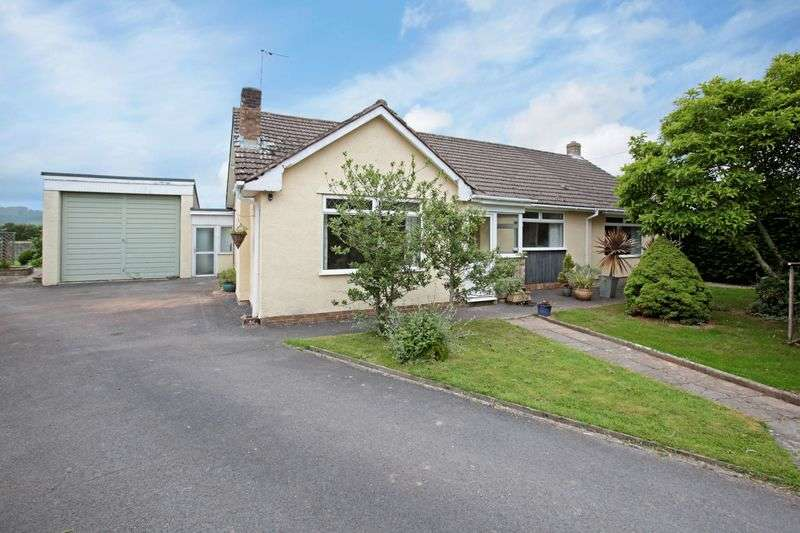 4 Bedrooms Detached House for sale in Sparrow Hill Way, Weare, BS26 2LA