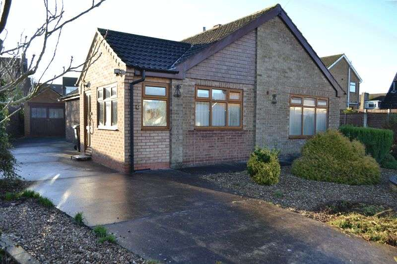 3 Bedrooms Detached Bungalow for sale in Wakerley Road, Scotter