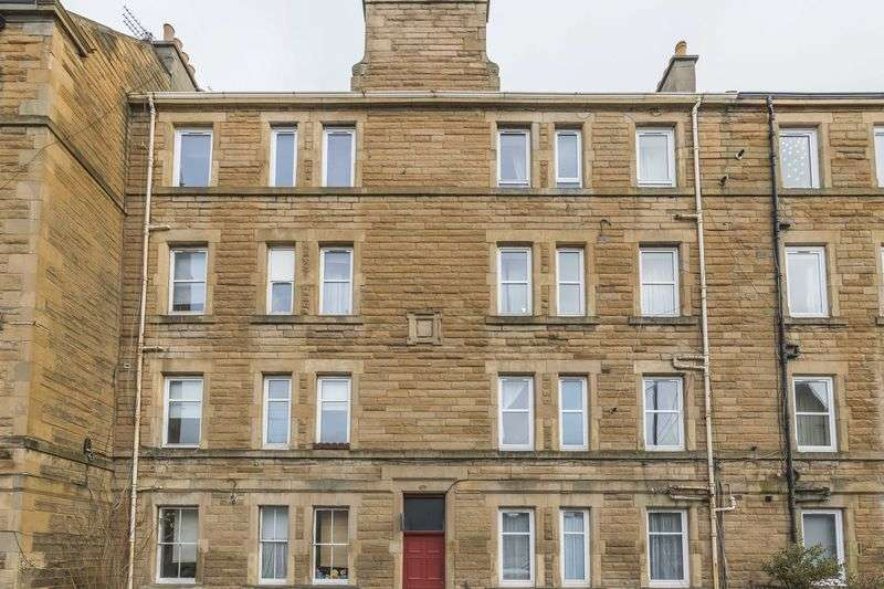 1 Bedroom Flat for sale in 1F2, 7 Stewart Terrace, Gorgie, Edinburgh, EH11 1UT
