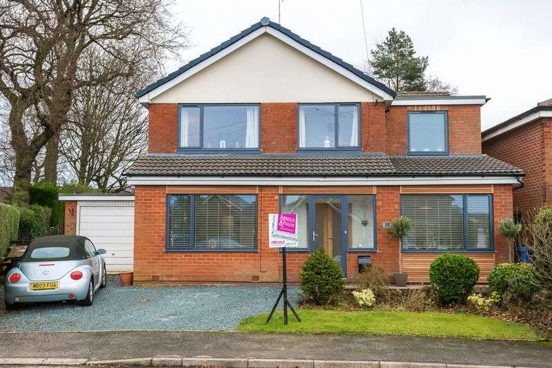 4 Bedrooms Detached House for sale in Fieldside Avenue, Euxton