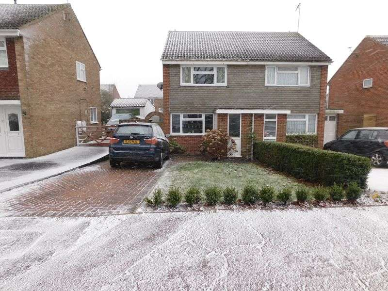 2 Bedrooms Semi Detached House for sale in Pavillons Way, Brackley
