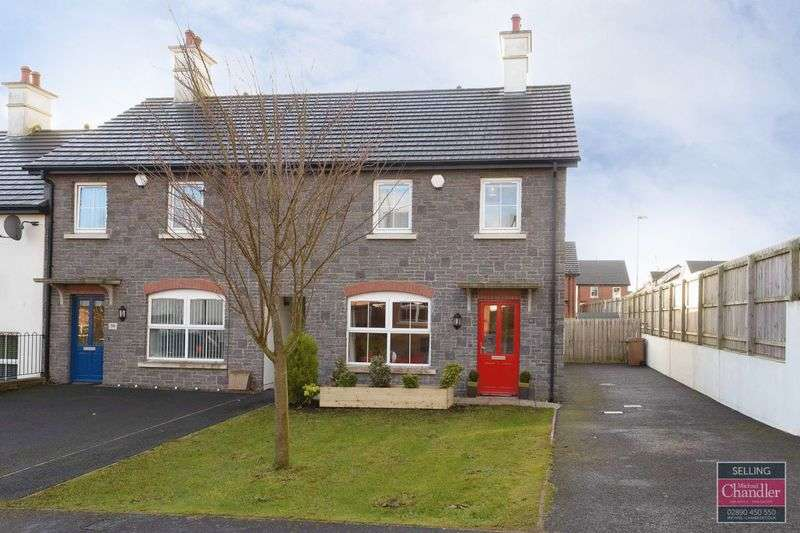 3 Bedrooms House for sale in 61 Fountain Crescent, Lisburn, BT28 3WB