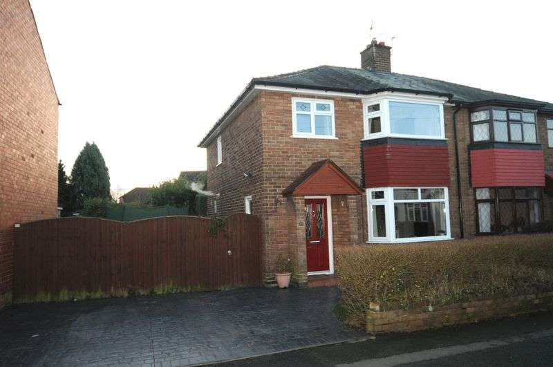 3 Bedrooms House for sale in 38 Frederick Street, Latchford, Warrington