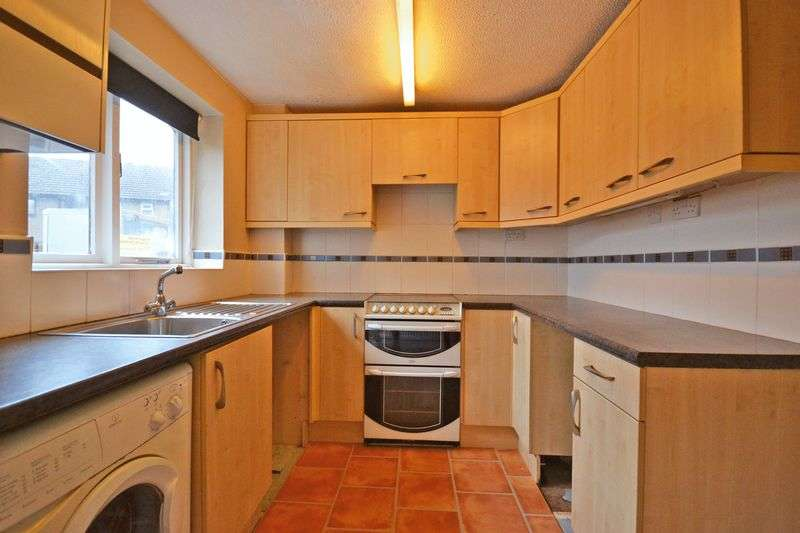 2 Bedrooms Terraced House for sale in Sought After Location, Forge Close, Caerleon