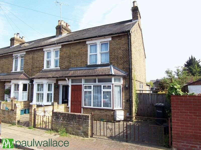 2 Bedrooms Terraced House for sale in Rumbold Road, Hoddesdon