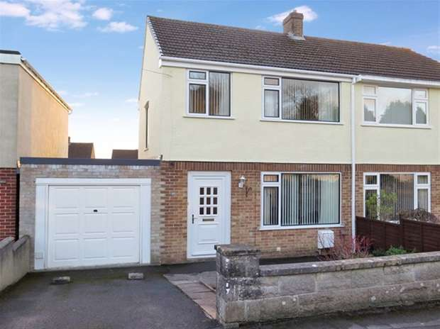 3 Bedrooms Semi Detached House for sale in Welsford Avenue, Wells