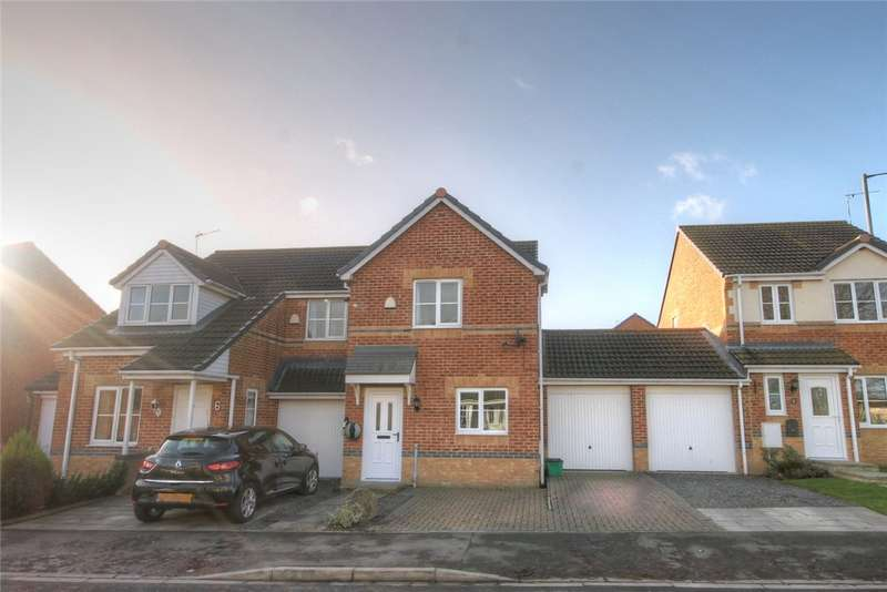2 Bedrooms Terraced House for sale in Matthews Drive, St Helen Auckland, Bishop Auckland, DL14