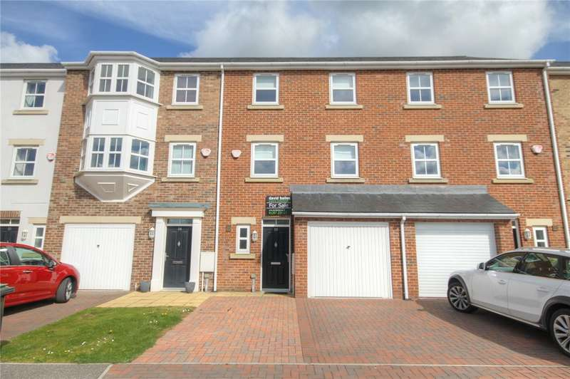 3 Bedrooms Terraced House for sale in Beamish Rise, East Stanley, Stanley, DH9
