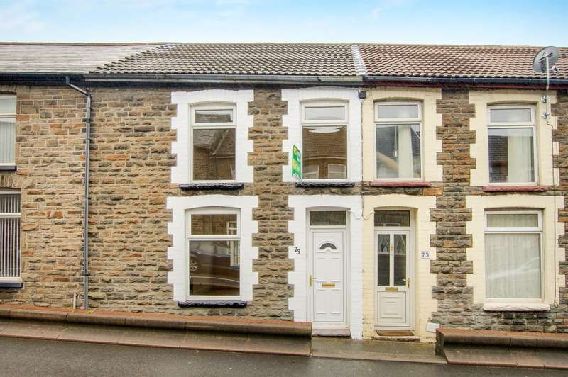 3 Bedrooms Terraced House for sale in New Road, Ynysybwl, Pontypridd