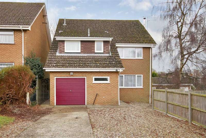 4 Bedrooms Detached House for sale in Bicester Close, Whitchurch