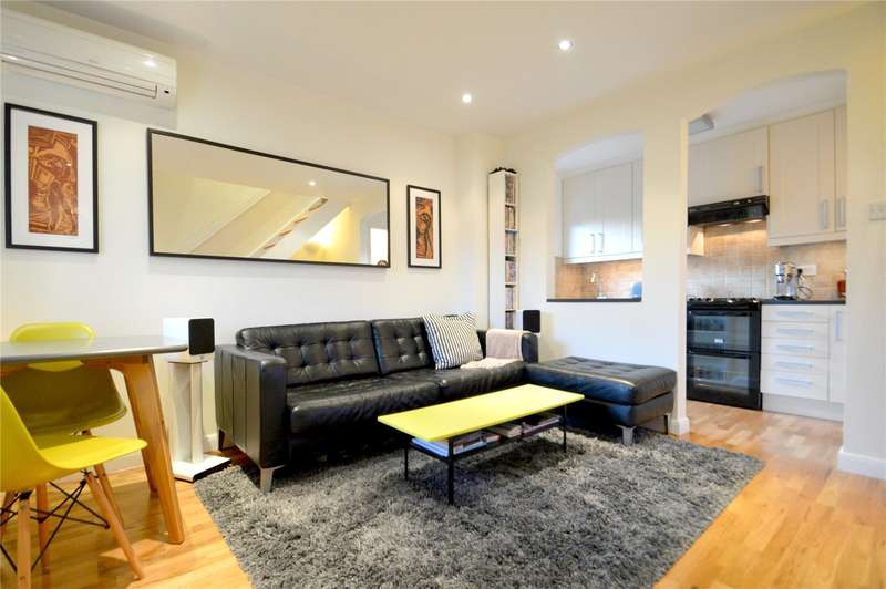 1 Bedroom Semi Detached House for sale in Goodhew Road, Croydon
