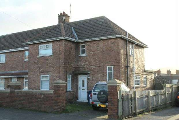 3 Bedrooms Semi Detached House for sale in Oak Road, Guisborough
