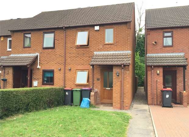 2 Bedrooms End Of Terrace House for sale in 19c Columbine Way, Donnington, Telford, Shropshire