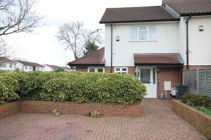 2 Bedrooms End Of Terrace House for sale in Canterbury Road, Feltham, TW13