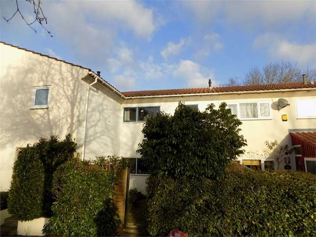 3 Bedrooms Terraced House for sale in Smithergill Court, Heelands, Milton Keynes