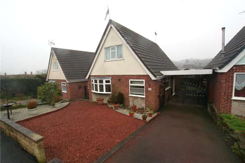 3 Bedrooms Detached House for sale in Queens Avenue, Loscoe, Heanor, Derbyshire, DE75