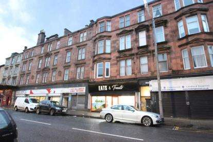 1 Bedroom Flat for sale in Dalmarnock Road, Dalmarnock, Glasgow