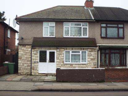 3 Bedrooms Semi Detached House for sale in East Ham, London