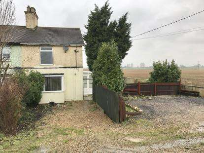 2 Bedrooms Semi Detached House for sale in Lineside, Amber Hill, Boston, Lincolnshire