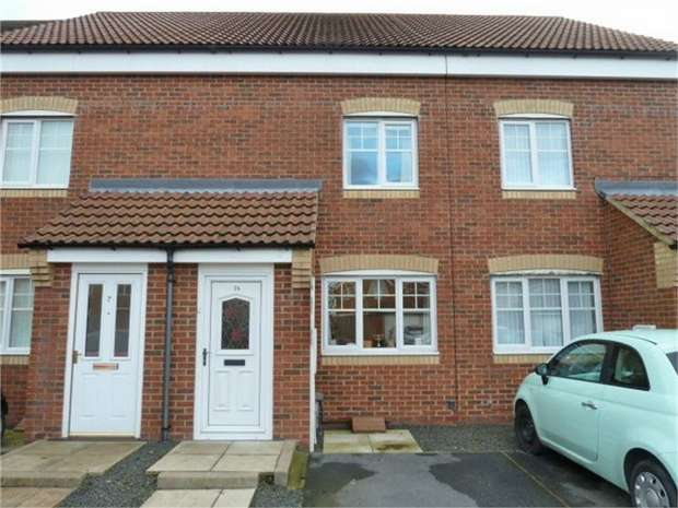 3 Bedrooms Terraced House for sale in Rothbury Drive, Ashington, Northumberland