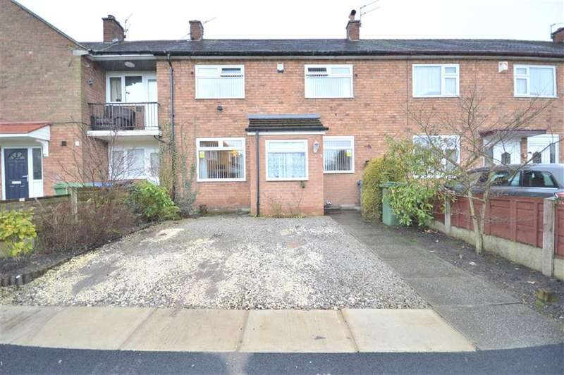 3 Bedrooms Property for sale in KELSALL ROAD, Cheadle, Cheadle