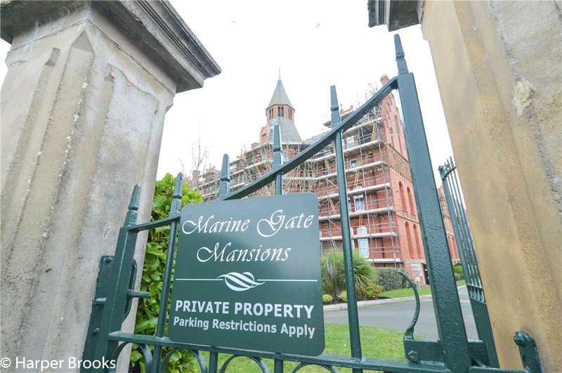 2 Bedrooms Apartment Flat for sale in Marine Gate Mansions, Promenade, Southport, PR9