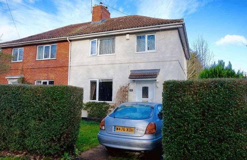 3 Bedrooms Semi Detached House for sale in Moorlands Road, Fishponds, Bristol BS16 3LG