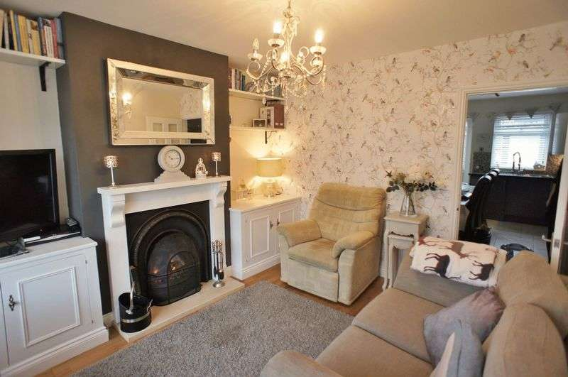 2 Bedrooms Terraced House for sale in Croft Road, Clacton