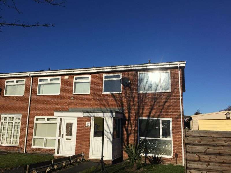 3 Bedrooms Semi Detached House for sale in VALERIA CLOSE Hadrian Park