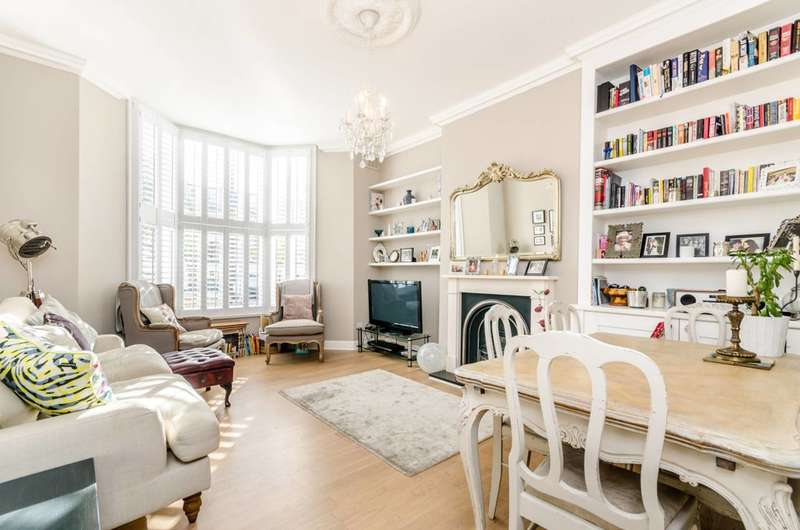 2 Bedrooms Maisonette Flat for sale in Petherton Road, Highbury, N5