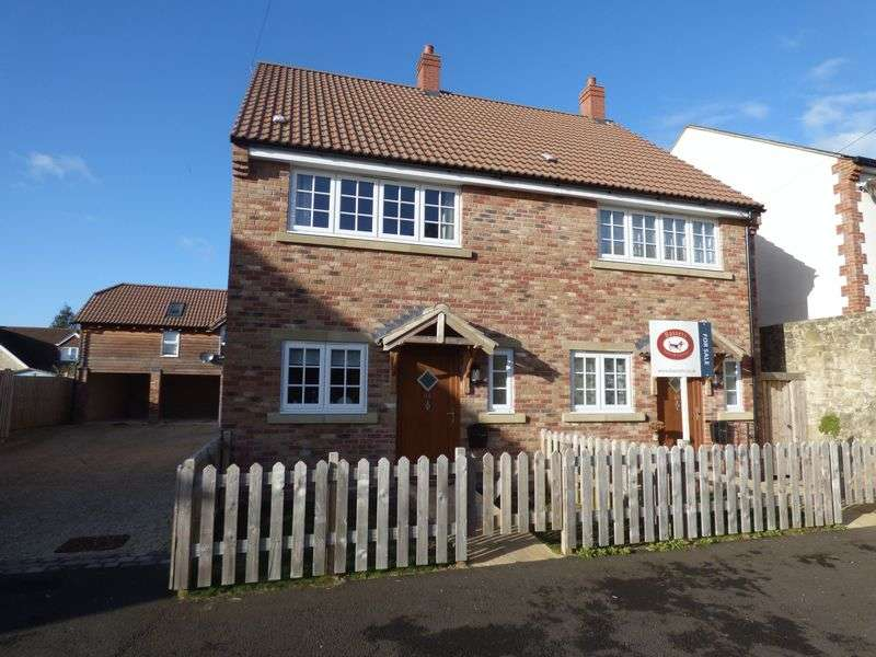 2 Bedrooms Semi Detached House for sale in Church Street, Tisbury