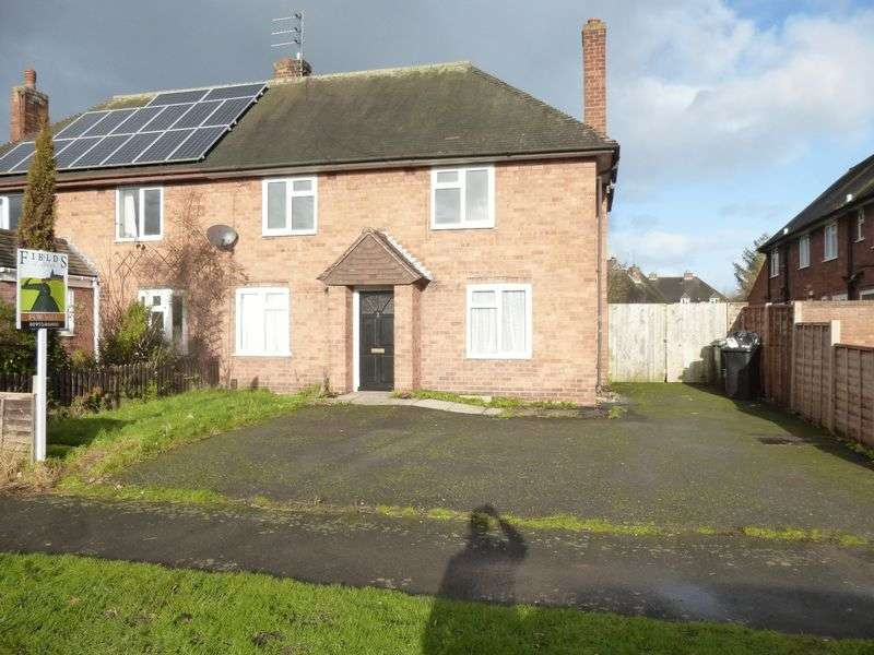 3 Bedrooms Property for sale in 2 Greenfields Crescent, Shifnal