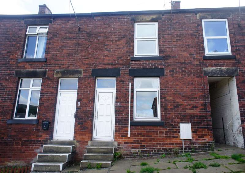 2 Bedrooms Terraced House for sale in Grove Road, Deepcar , Sheffield, S36 2QA