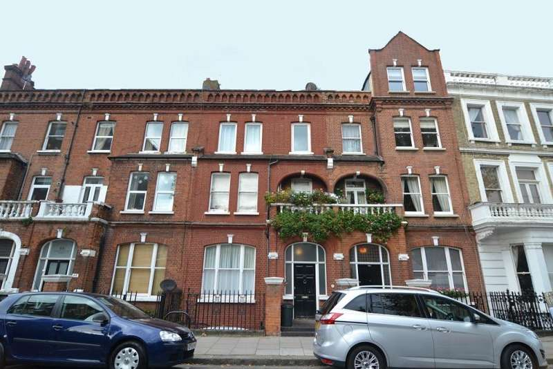 1 Bedroom Flat for sale in Barons Court Road, W14