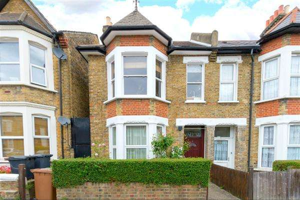 2 Bedrooms Apartment Flat for sale in Comerford Road, Brockley