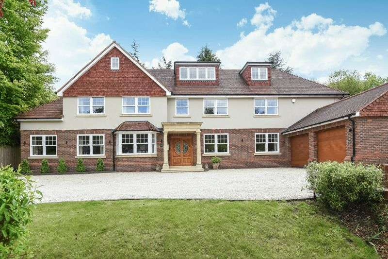 6 Bedrooms Detached House for sale in Valley Road, Rickmansworth, Hertfordshire