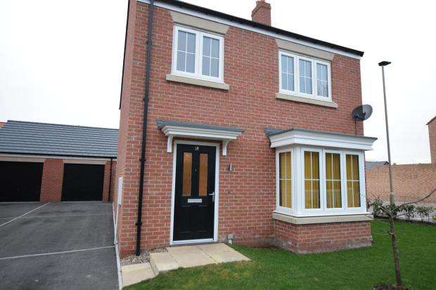 4 Bedrooms Detached House for sale in Bramble Way, Scalby, Scarborough, North Yorkshire YO13 0BU