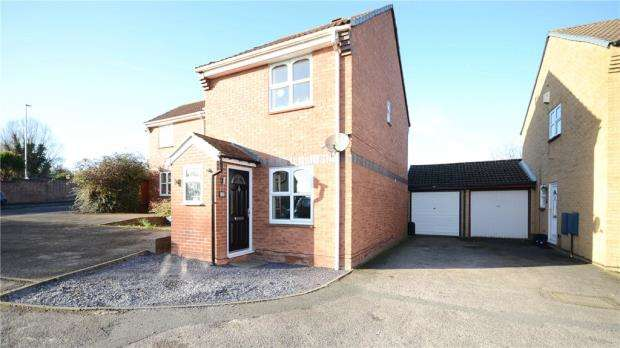 2 Bedrooms End Of Terrace House for sale in Chatton Close, Lower Earley, Reading