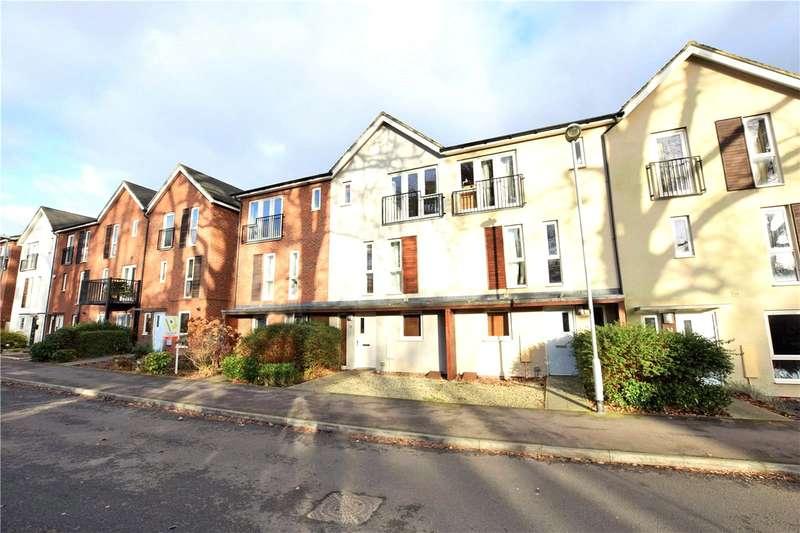 4 Bedrooms Terraced House for sale in Halifax Road, Bracknell, Berkshire, RG12