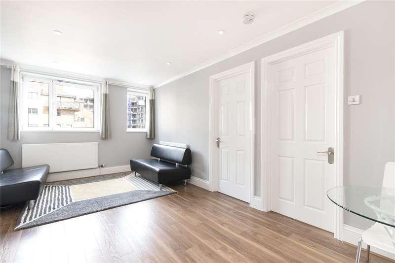 2 Bedrooms Flat for sale in Pepper Street, London, E14