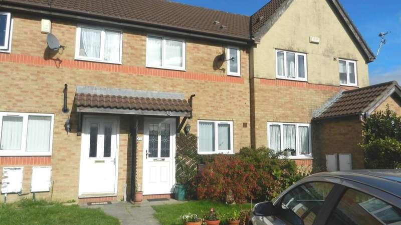 2 Bedrooms Terraced House for sale in Lon Enfys, Llansamlet, Swansea