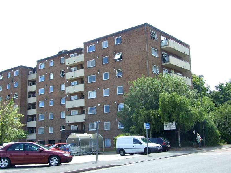 1 Bedroom Flat for sale in Kedleston Court, Allestree, Derby, Derbyshire, DE22