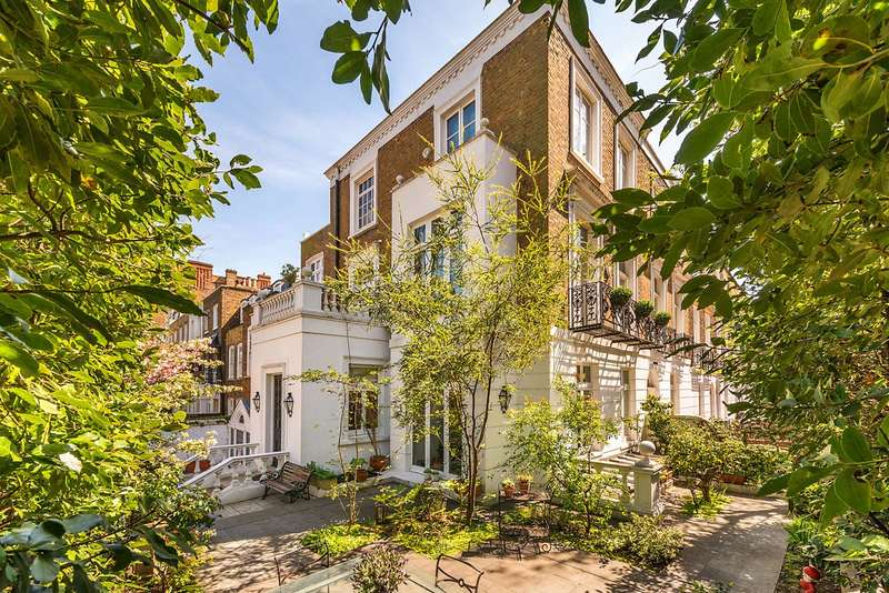 5 Bedrooms End Of Terrace House for sale in Bedford Gardens, London, W8