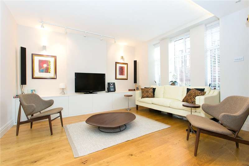 2 Bedrooms Flat for sale in Leonard Court, Edwardes Square, London, W8