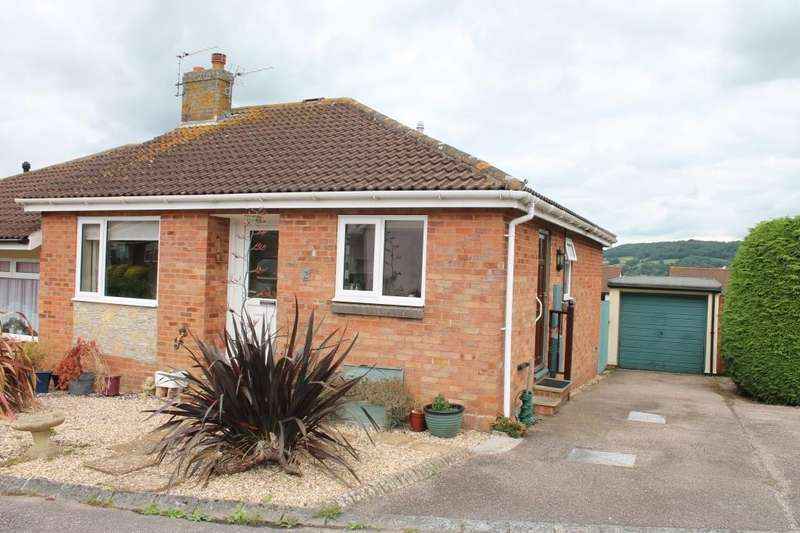 2 Bedrooms Semi Detached Bungalow for sale in Honiton