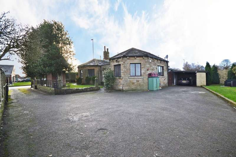 3 Bedrooms Detached Bungalow for sale in Bradford Road, Tingley, Wakefield