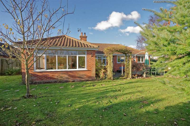 4 Bedrooms Bungalow for sale in Dobbs Lane, Kesgrave, Ipswich