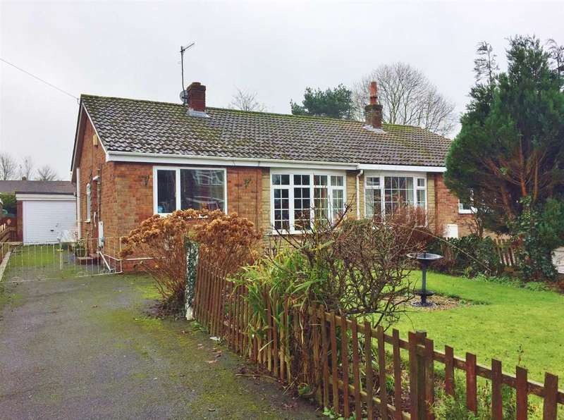 3 Bedrooms Bungalow for sale in NEW - Havercroft Road, Hunmanby
