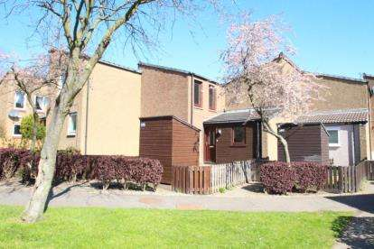 3 Bedrooms Terraced House for sale in Julian Road, Glenrothes