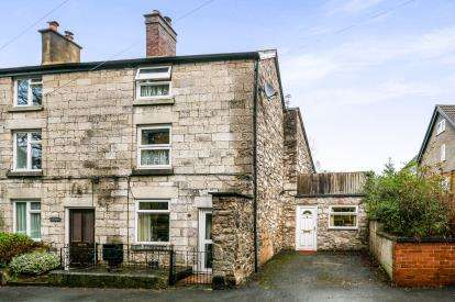 2 Bedrooms End Of Terrace House for sale in Llanrhydd Street, Ruthin, Denbighshire, LL15